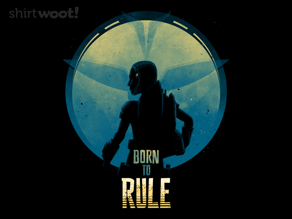 Woot!: Born to Rule