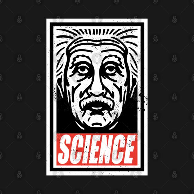 TeePublic: Obey Science