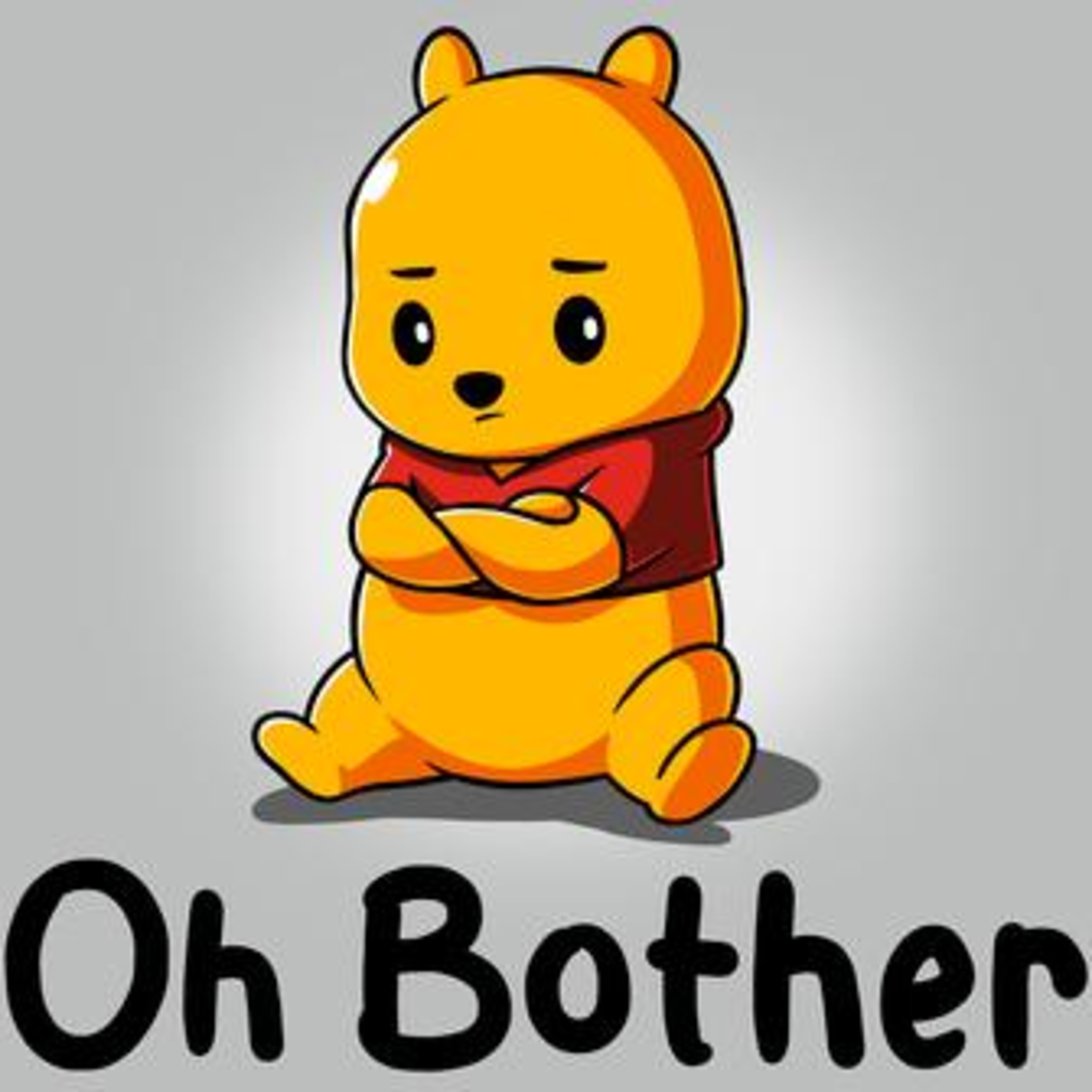 TeeTurtle: Oh, Bother