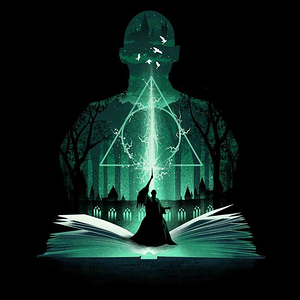 Once Upon a Tee: The 7th Book of Magic