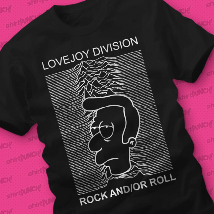 ShirtPunch: Lovejoy Division