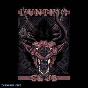 The Yetee: Hunting Club: Behemoth