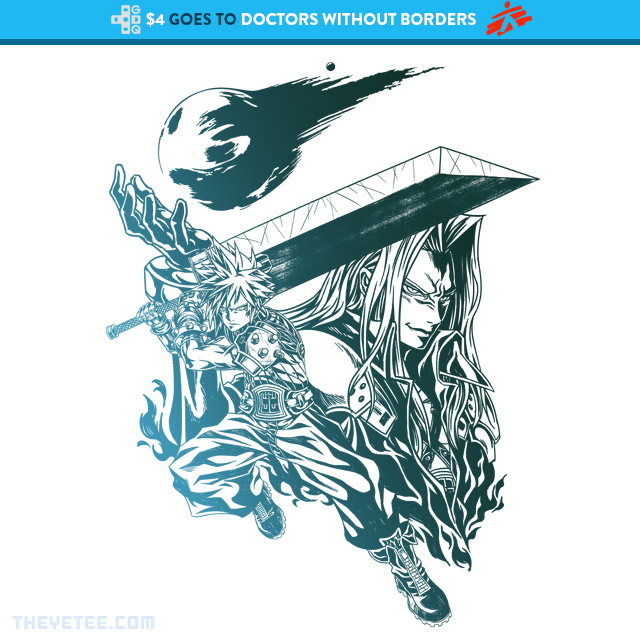 The Yetee: Soldier's Legacy