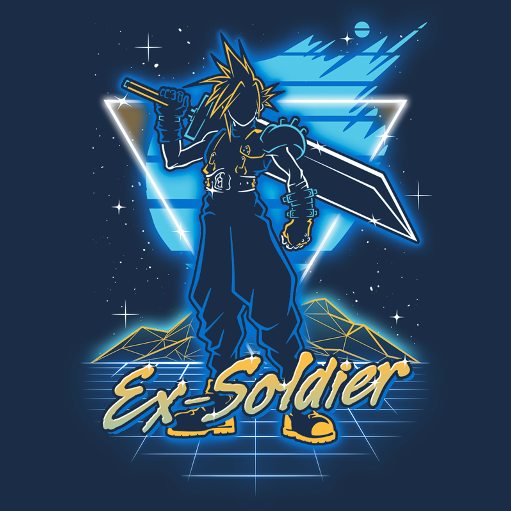 Wistitee: Retro Ex-Soldier