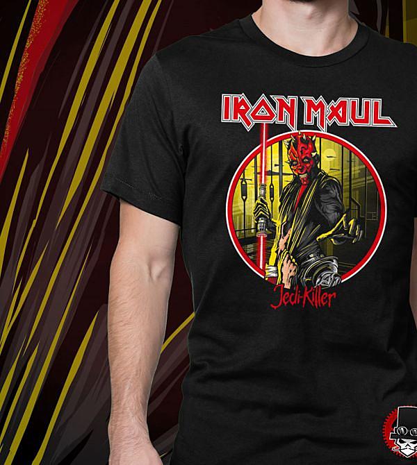 teeVillain: Iron Maul