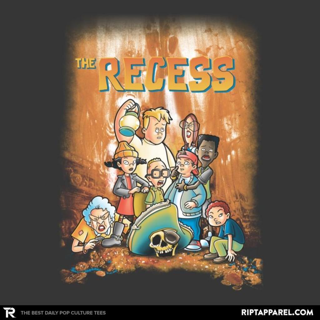 Ript: The recess