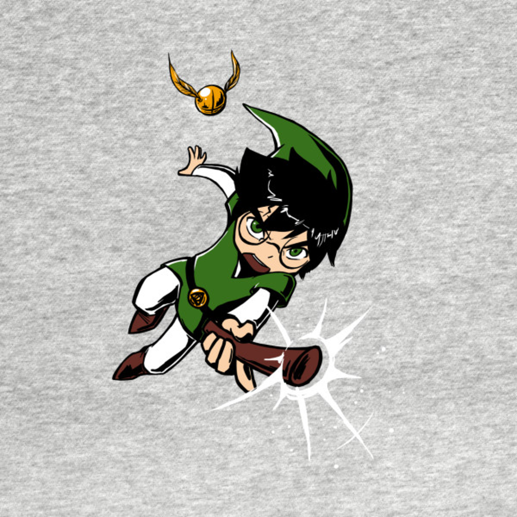 TeePublic: Legend of Harry
