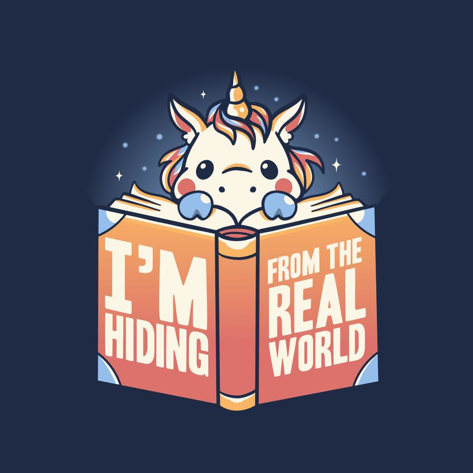 TeeFury: Hiding From the Real World
