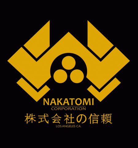 BustedTees: Nakatomi Corporation