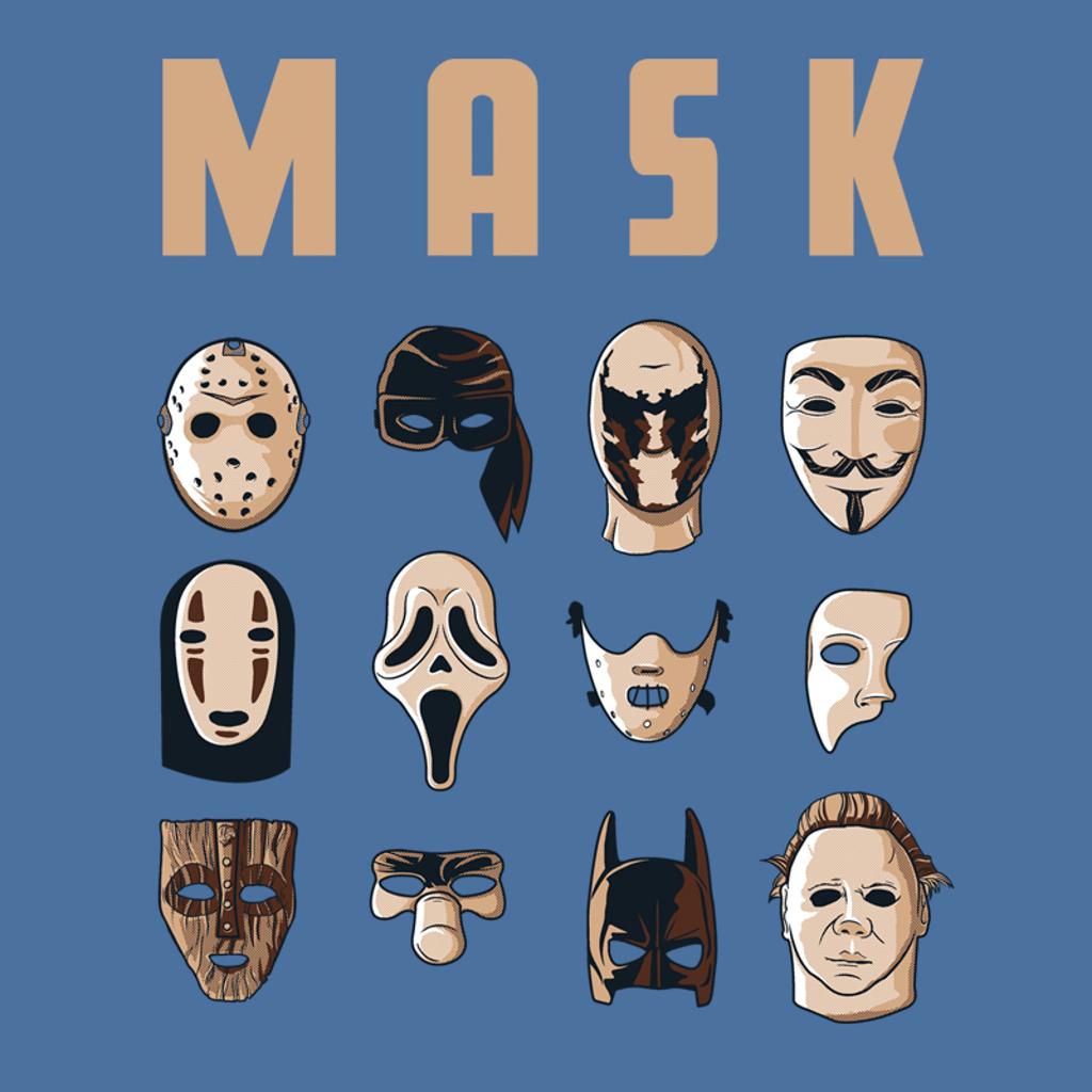 Pampling: Mask