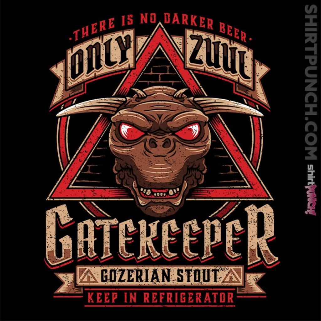 ShirtPunch: Gatekeeper