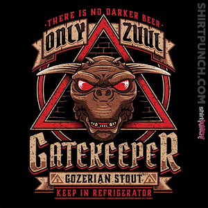 ShirtPunch: Gatekeeper