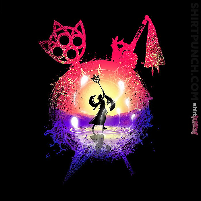 ShirtPunch: Dance Of The Summoner