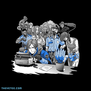 The Yetee: Waiting