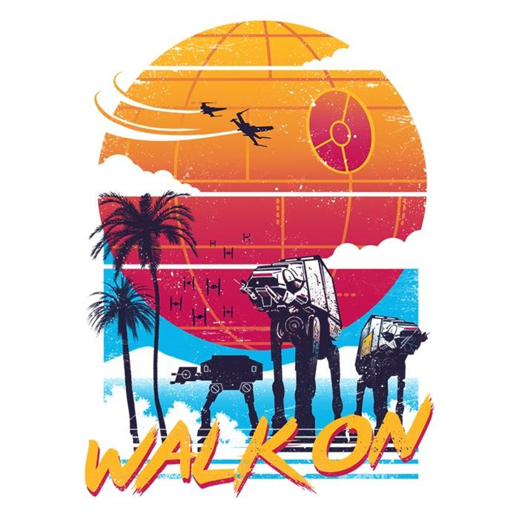 Once Upon a Tee: Walk On