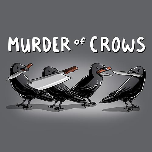 TeeTurtle: Murder of Crows Pt 2