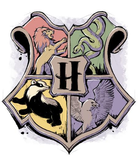 Qwertee: School Crest