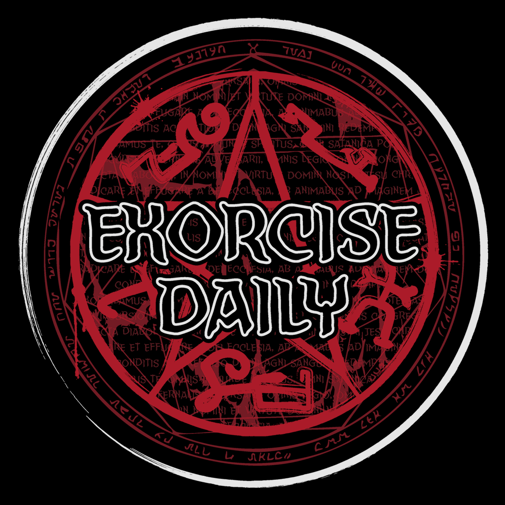 Pop-Up Tee: Exorcise Daily