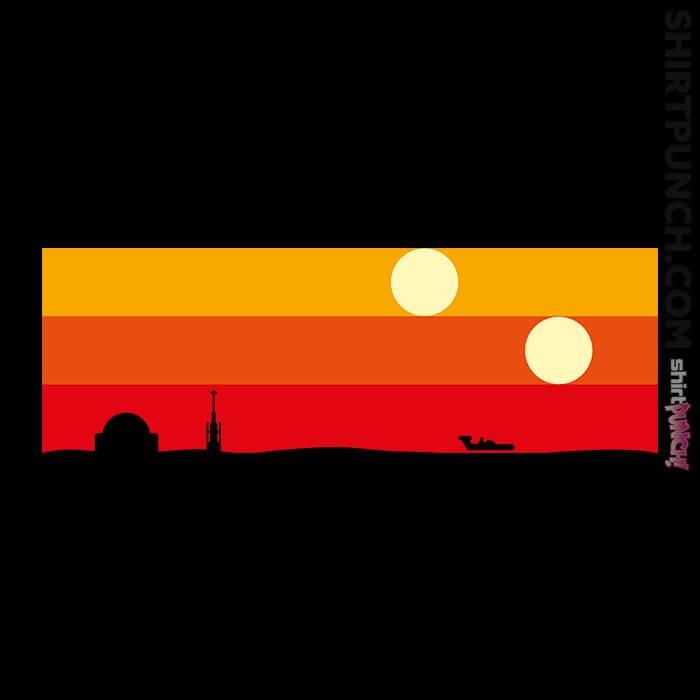 ShirtPunch: Dune Sea