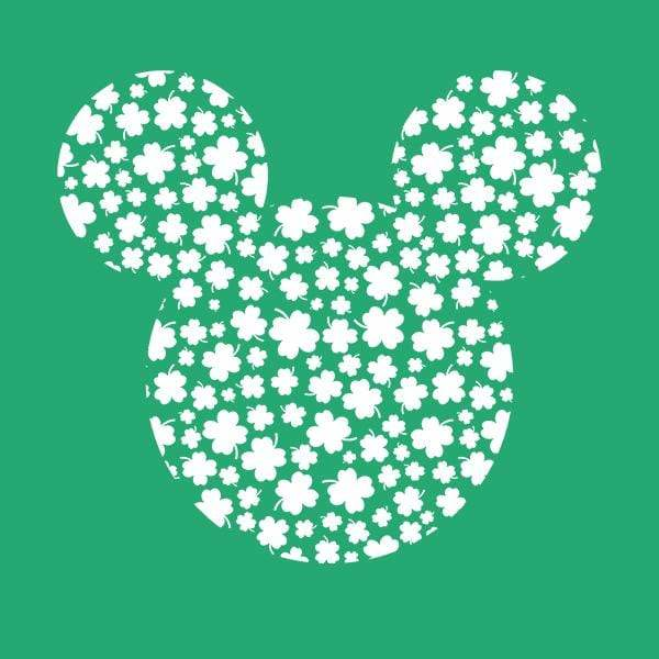 BustedTees: Mickey St Patrick 1