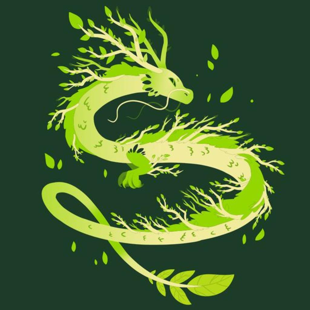 TeeTurtle: Spring Dragon