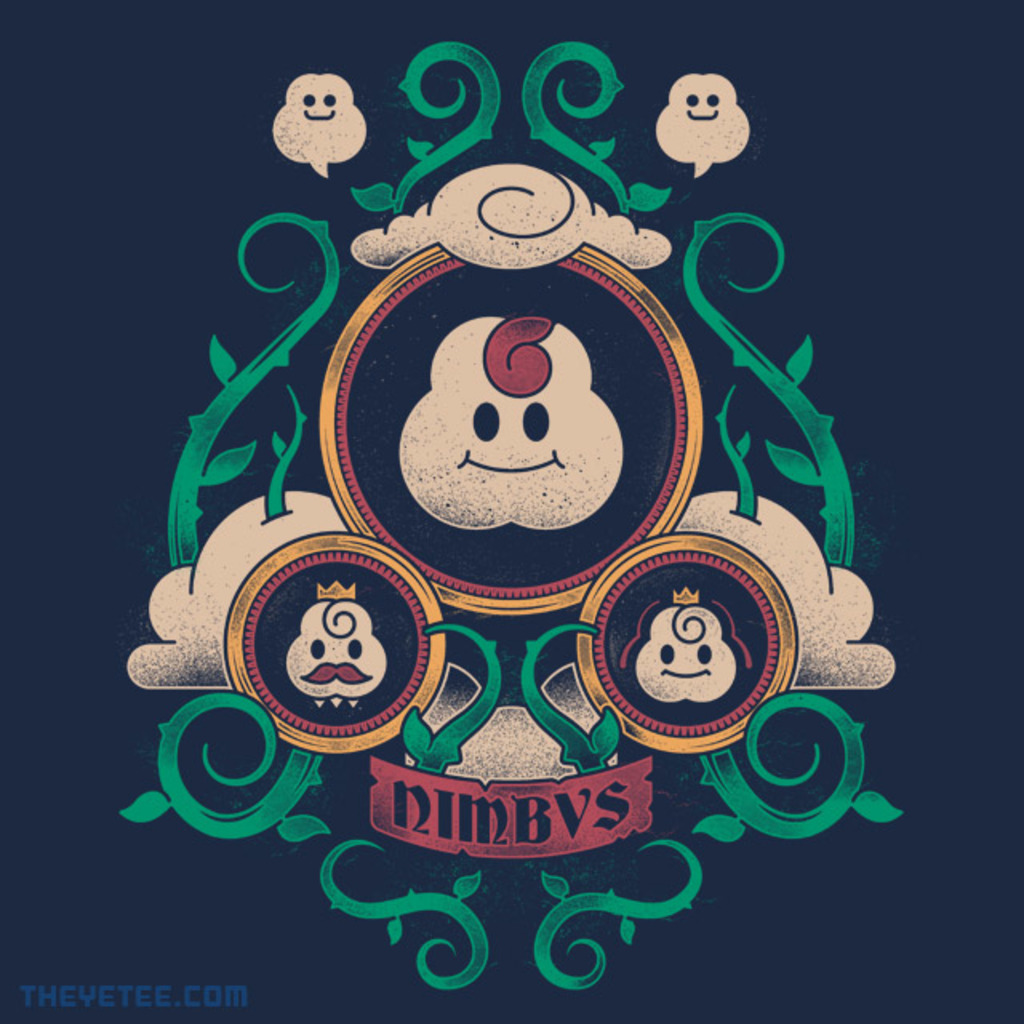 The Yetee: Royal Nimbus Family
