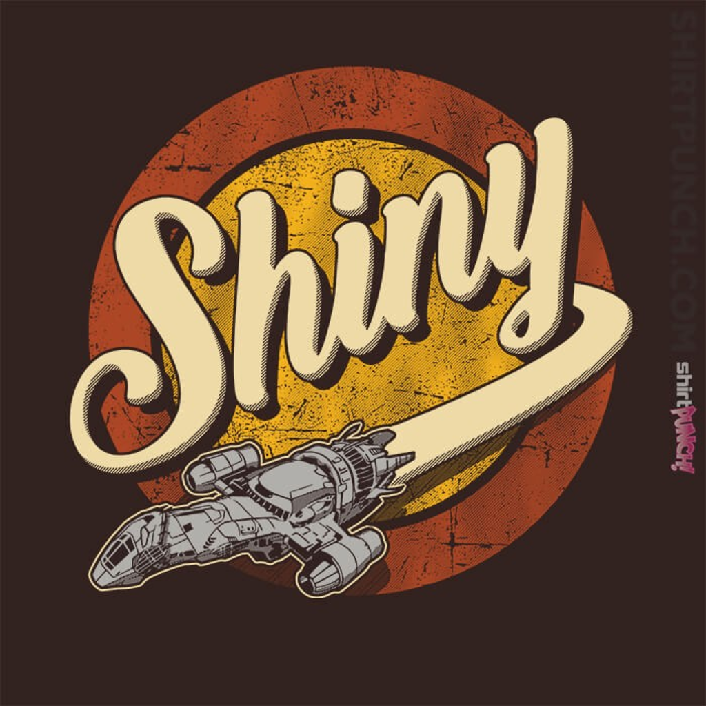 ShirtPunch: Shiny