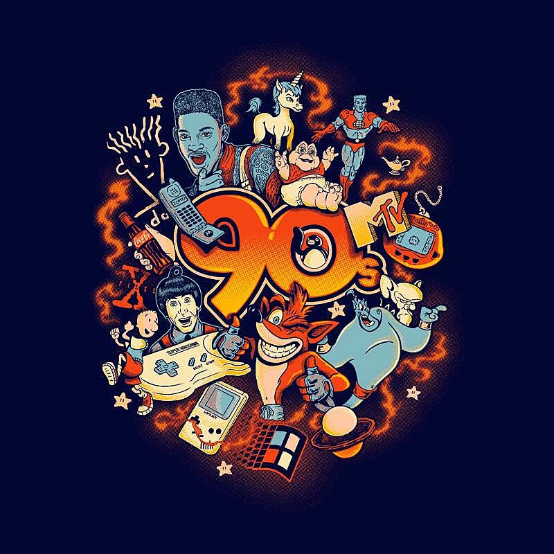 Pampling: 90s Classics