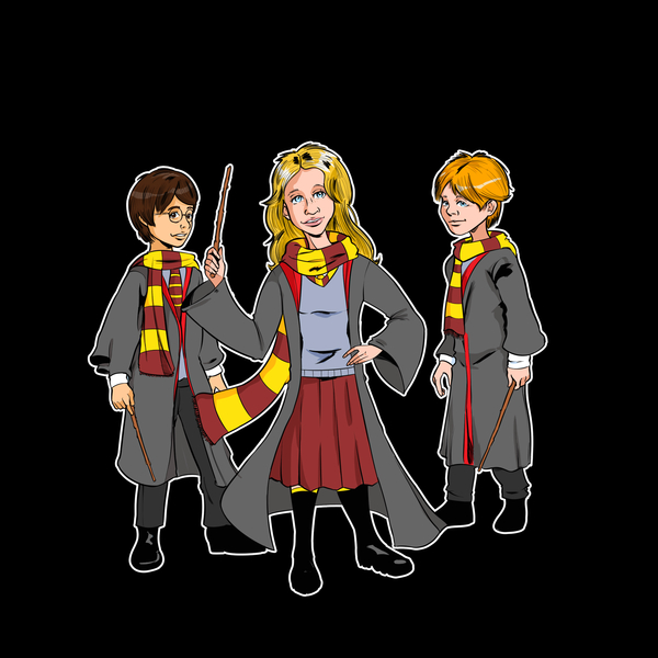 NeatoShop: H. Potter
