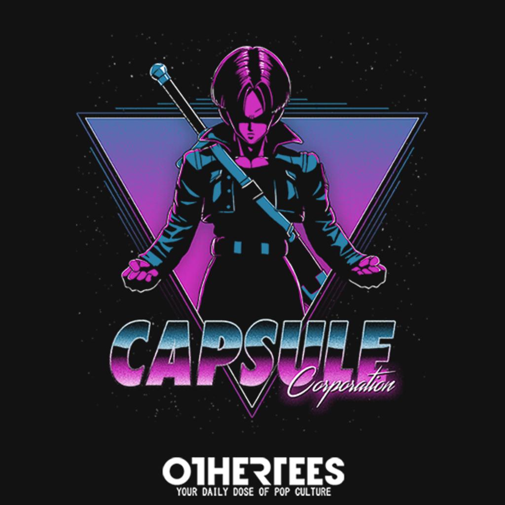 OtherTees: Capsule Corporation