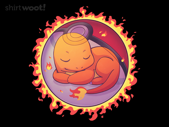 Woot!: A Nap in the Fire