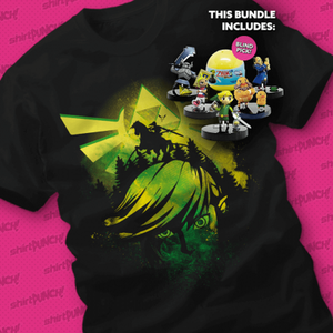 ShirtPunch: Christmas in Hyrule Bundle