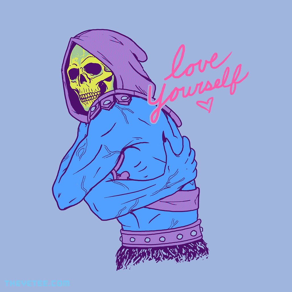 The Yetee: Love Yourself