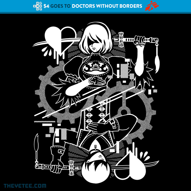 The Yetee: Automatons