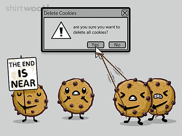 Woot!: Delete Cookies