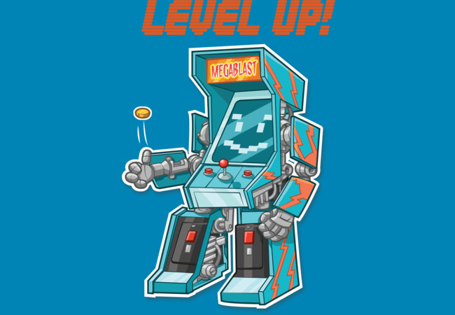 Design by Humans: Level Up