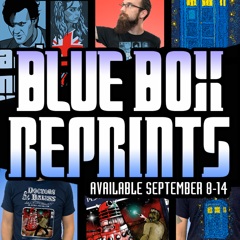 Ript: Blue Box Reprints