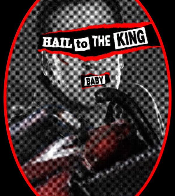 teeVillain: Hail To The King