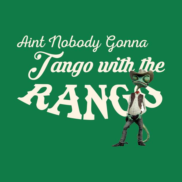 TeePublic: Tango with the Rango