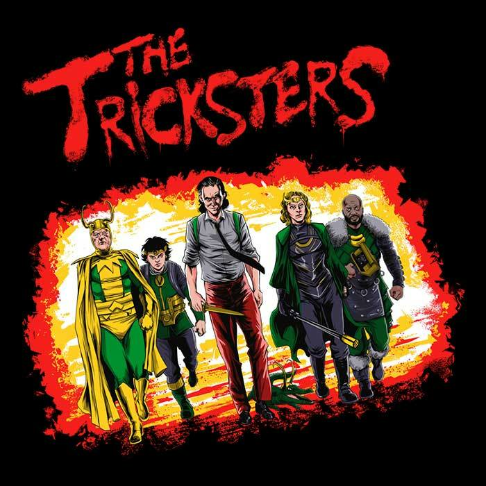 Once Upon a Tee: The Tricksters