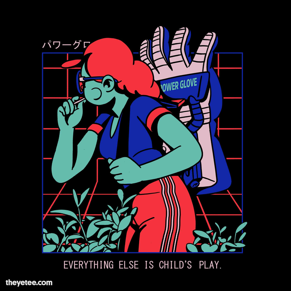 The Yetee: Got the Power