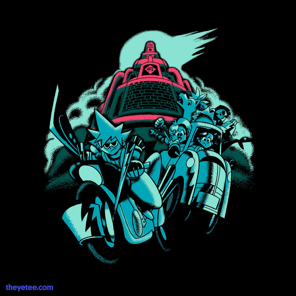 The Yetee: Night-time Ride