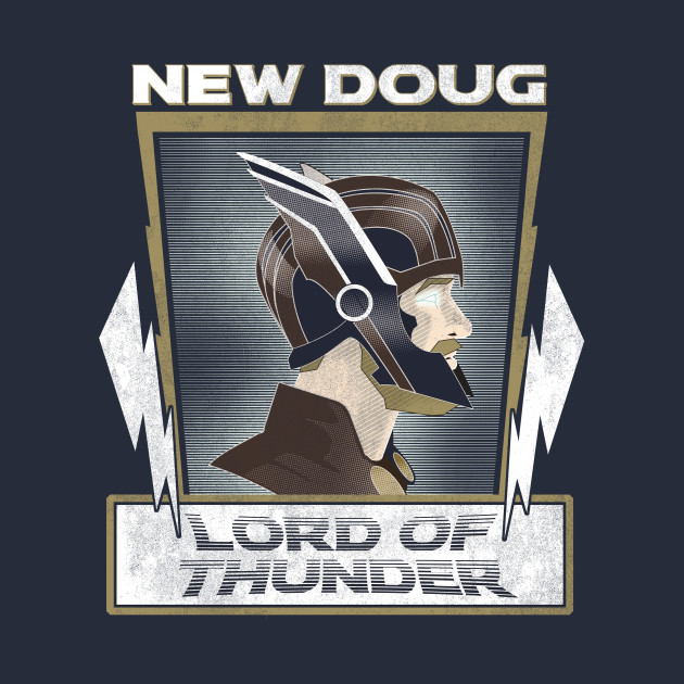 TeePublic: Lord of Thunder