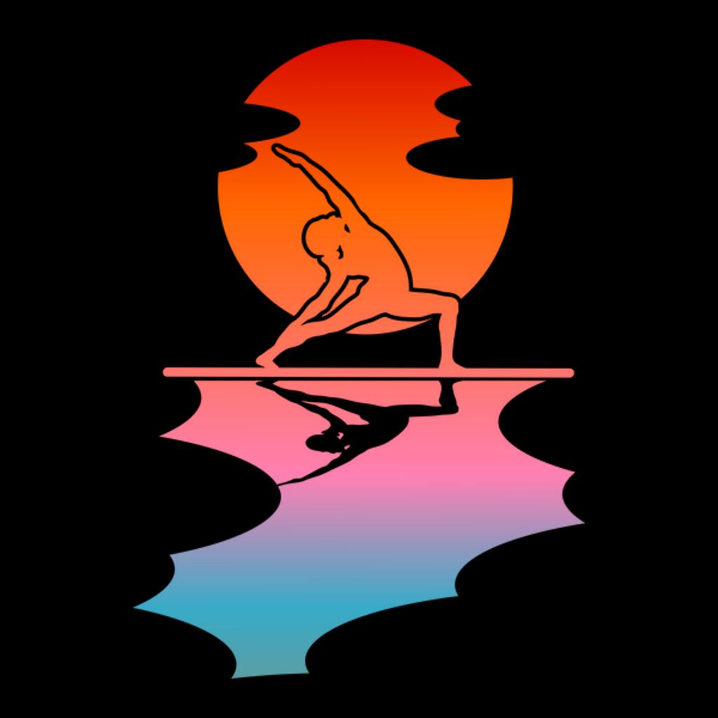 NeatoShop: Paddle board yoga
