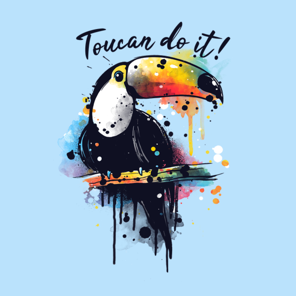 NeatoShop: Toucan do it