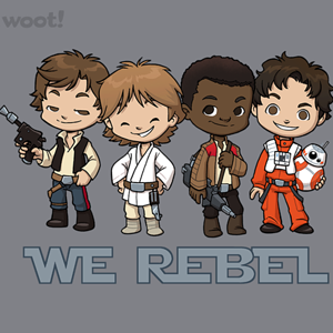 Woot!: Rebellious Gents