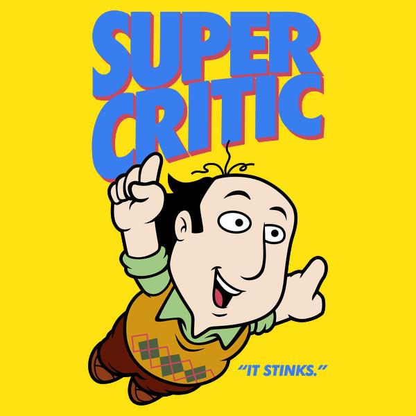 NeatoShop: Super Critic