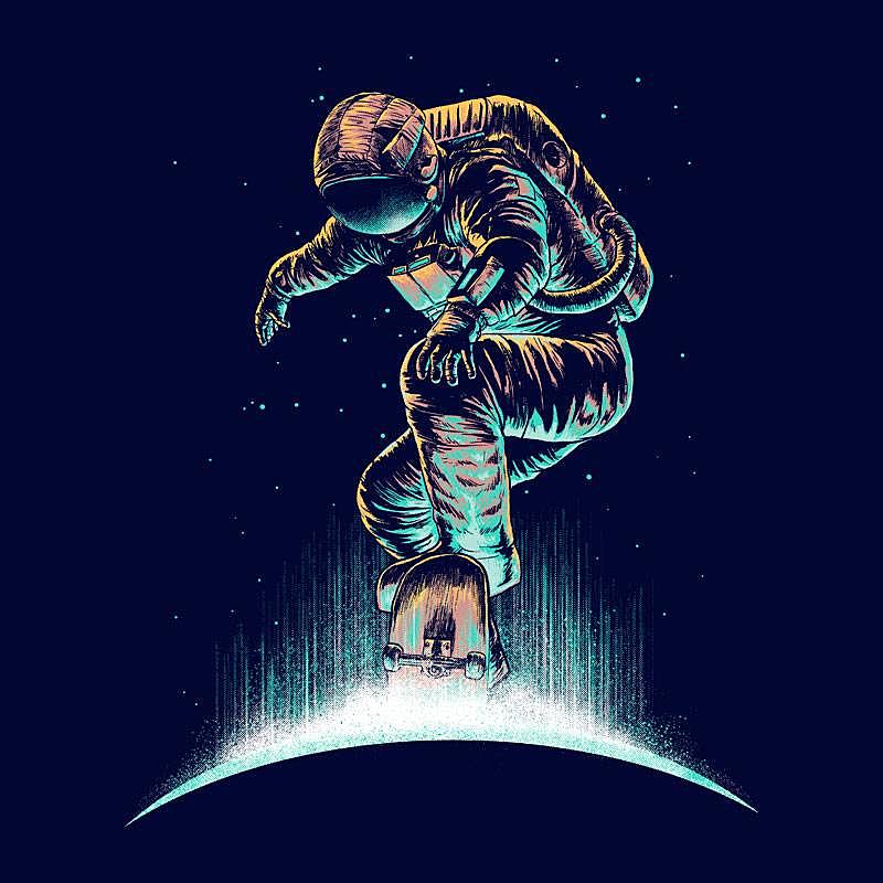 Pampling: Space Grind