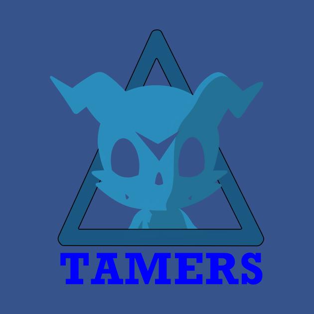 TeePublic: Veemon Tamers
