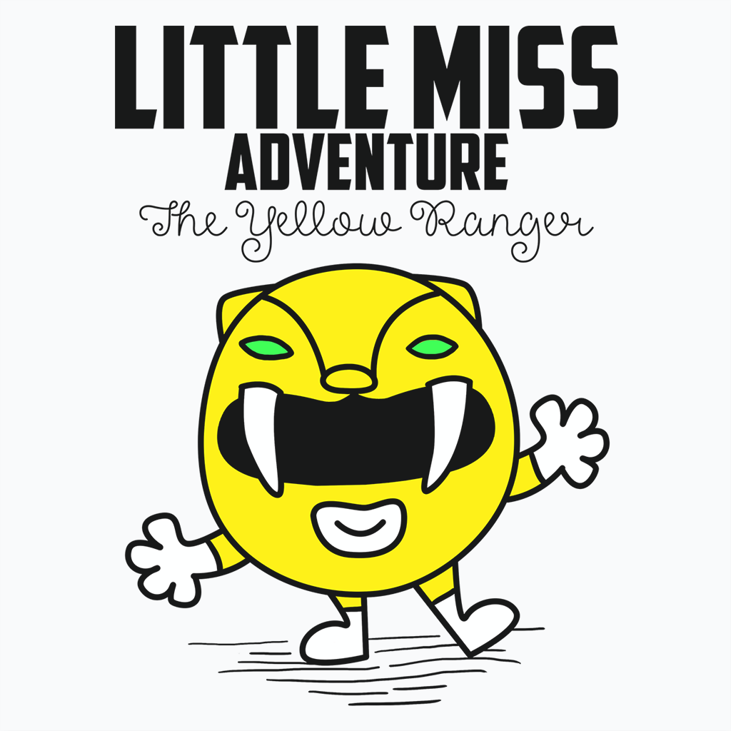 Pop-Up Tee: Little Miss Adventure
